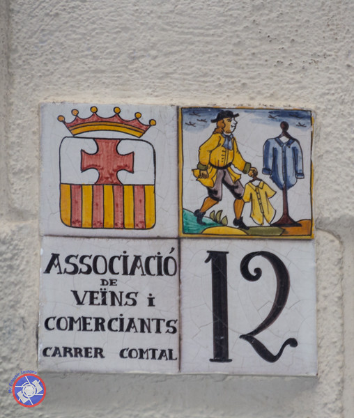 A Guild Tile Plaques Illustrating the Trade that Originally Occupied the Building (©simon@myeclecticimages.com)