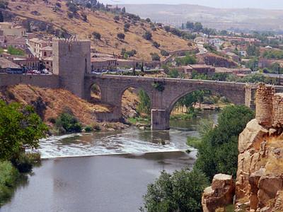 Puente and Puerta de Alcantara