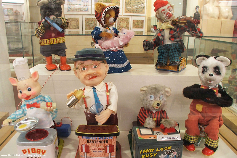 The Museum of Toys, Figueres, Catalunya, Spain.