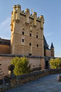 El Alcazar of Segovia