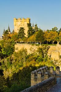 Alcazar of Segovia, Segovia, Spain