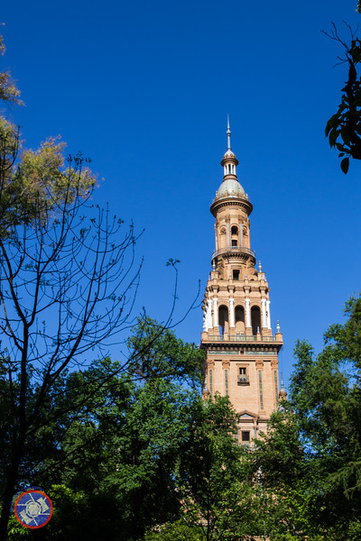 The Cathedral's La Giralda; Originally an Almohad Minaret (©simon@myeclecticimages.com)
