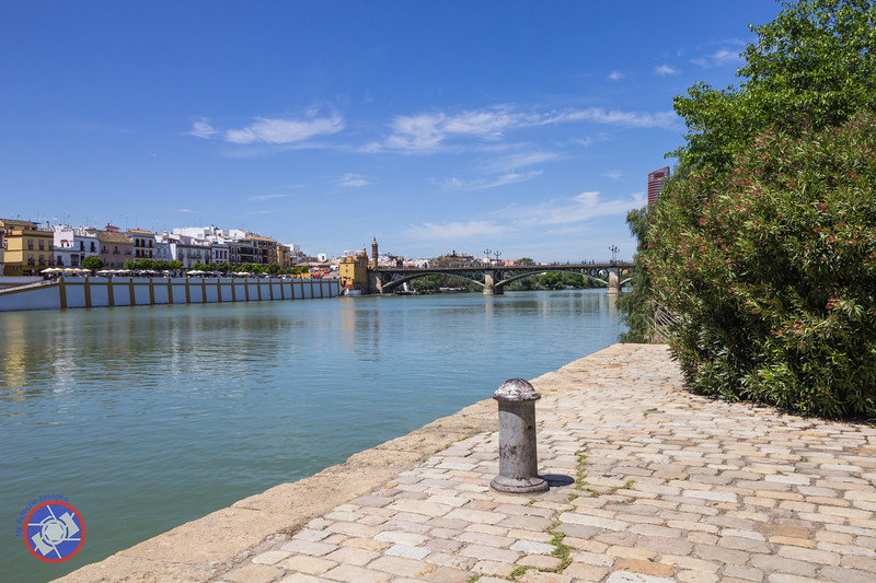 A View of the River Guadalquivir in Sevilla (©simon@myeclecticimages.com)