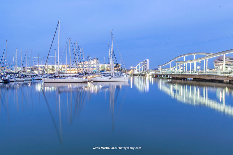 The Harbour, Barcelona, Cataluña, Spain.