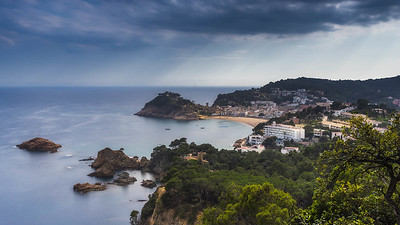 Weather in Tossa de Mar, Spain