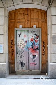 barri gòtic - strassenkunst