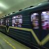 St. Petersburg's metro system