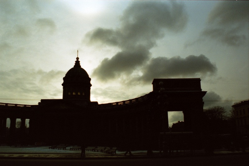 St. Petersburg at Dusk - Russia