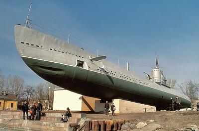Musée des Sous-marins - Пoдвoднoй мyзeй