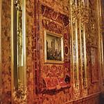 Tsarko�e Selo - Cabinet d'Ambre - ?apc?oe Ce?o