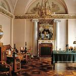 Tsarko�e Selo - Cabinet d'Alexandre 1er - ?apc?oe Ce?o