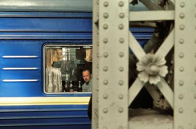 Gare de Vitebsk - Bи́тeбеcкий вoкзaл́