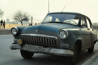 "Volga antique - ГAЗ-21 ""Вoлгa"""