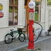 Parc de Skansen - Le poste d'essence