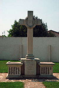 Monument to massacred priests