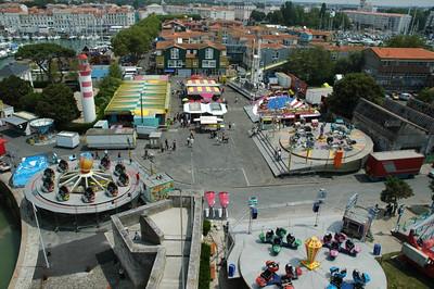 A fun fair