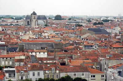 La Rochelle from the Tour de la Lanterne
