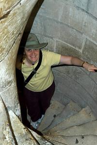 Jennifer in a tower