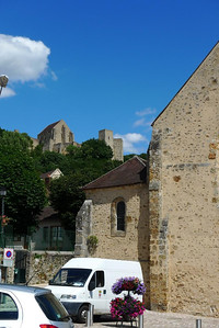 The church of Chevreuse