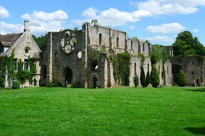Abbaye des Vaulx de Cernay