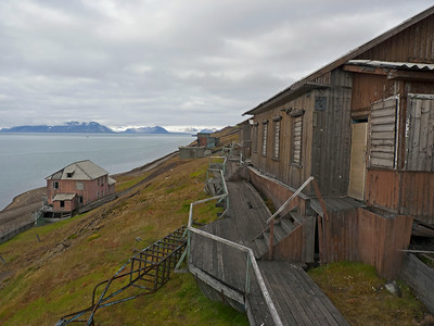 Svalbard, August 2014