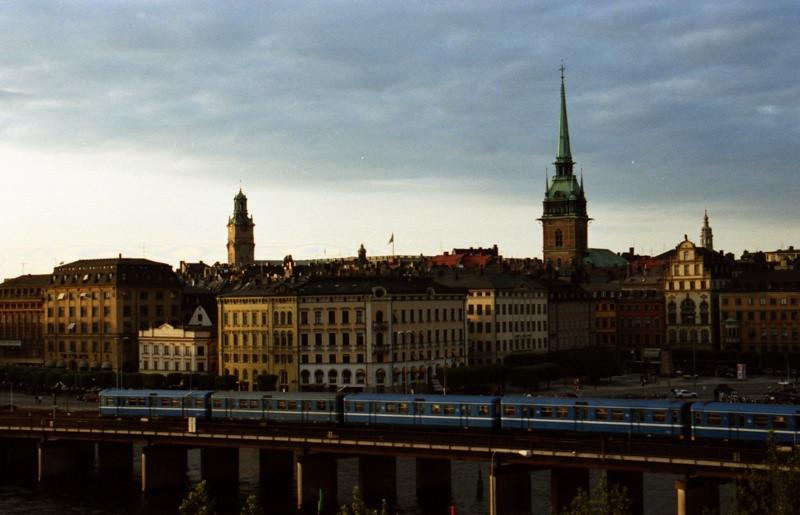 City Skyline - Stockholm, Sweden