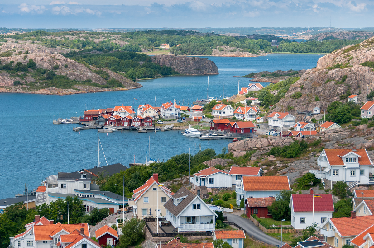 The Remote Fishing Village of Fjallbacka, Sweden