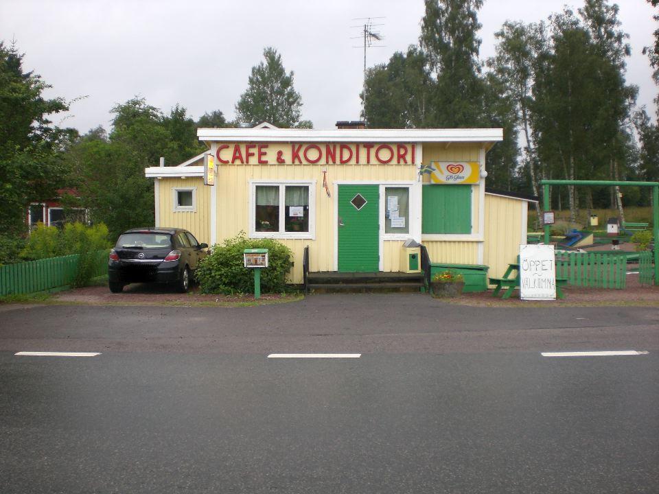 cafe and konditori linderas sweden