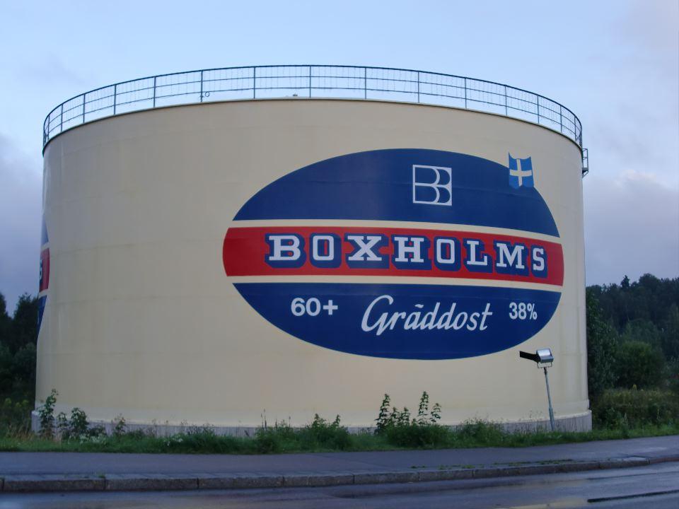 boxholm sweden