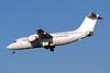 "SE-DRA BAe 146-200 ""Malmo Aviation"" c/n E2115 Brussels/EBBR/BRU 23-04-04 (35mm slide)"