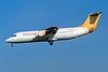 "SE-DSY Avro RJ-100 ""Malmo Aviation"" c/n E3263 Brussels/EBBR/BRU 23-04-04 (35mm slide)"