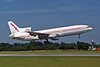 "SE-DPM Lockheed L1011 50 TriStar ""Air Ops"" c/n 1145 Manchester/EGCC/MAN 06-08-95 (35mm slide)"