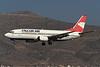 "SE-DPA Boeing 737-33AQC ""Falcon Air"" c/n 25401 Athens-Hellenikon/LGAT/ATH 21-09-00 (35mm slide)"