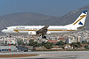 "SE-DVO Boeing 737-85F ""Novair"" c/n 28822 Athens-Hellenikon/LGAT/ATH 21-09-00 (35mm slide)"