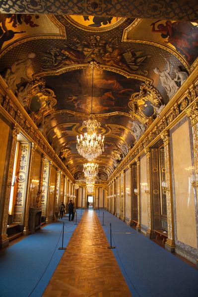 Hall of Mirrors, Royal Palace, Sockholm