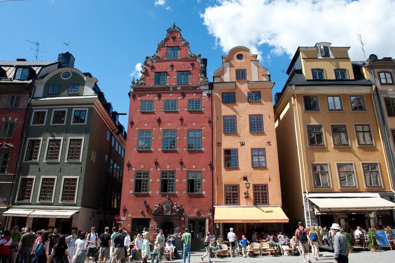 Jarntorget square, Gamla Stan, Stockholm