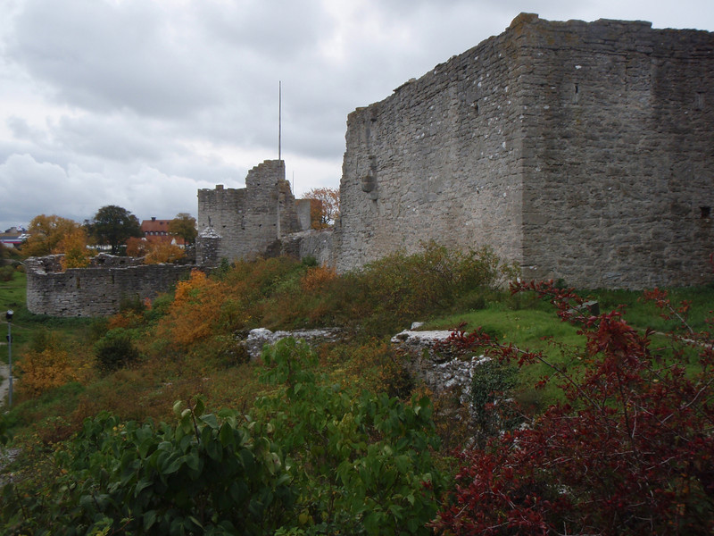 Visby Wall