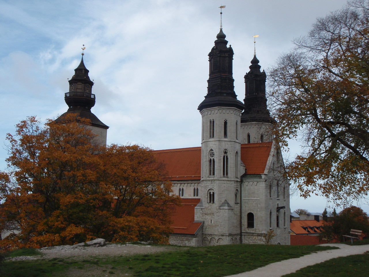 The Merchant's church in Visby