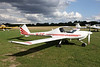 SE-FVT HOAC DV-20 Katana c/n 20.159 Verviers-Theux/EBTX 05-09-20