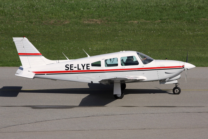 SE-LYE Piper PA-28R-201T Turbo Arrow III c/n 28R-7803013 Friedrichshafen/EDNY/FDH 20-04-12