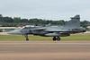 "39268 (268) SAAB Gripen JAS-39C ""Swedish Air Force"" c/n 39268 Fairford/EGVA/FFD 22-07-19"