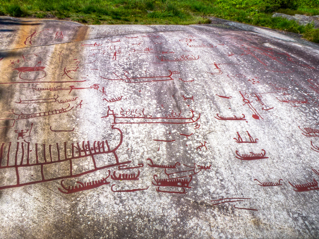 Stories In Stone: The Tanum Rock Carvings In Western Sweden
