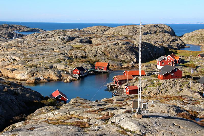 Weather Islands, Sweden