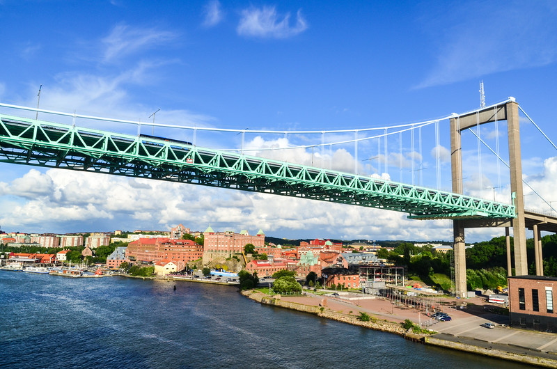 Älvsborg Bridge, Gothenburg