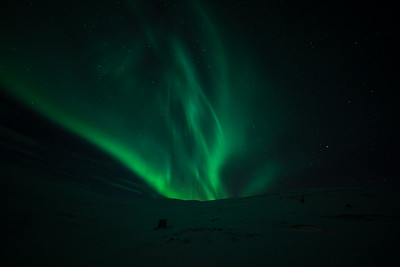 E Aurora Borealis Abisko