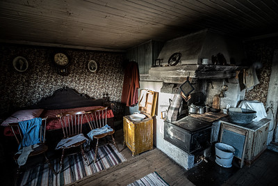 bed & kitchen Skansen