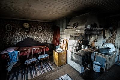 bed & kitchen Skansen