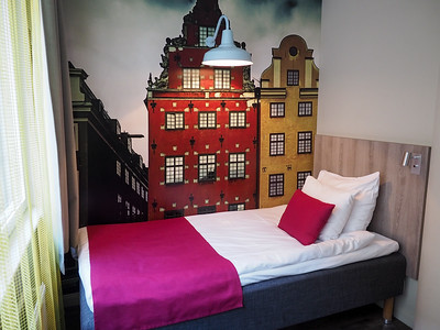 Central Hotel in Stockholm