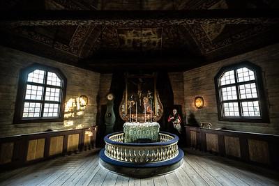 altar Seglor Kyrka