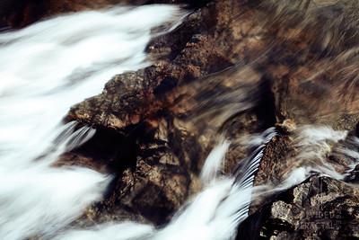 Sweden, Waterfall, Water